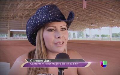 Carmen Jara, 'La Reina del Jaripeo' habla de la importancia de un plan B