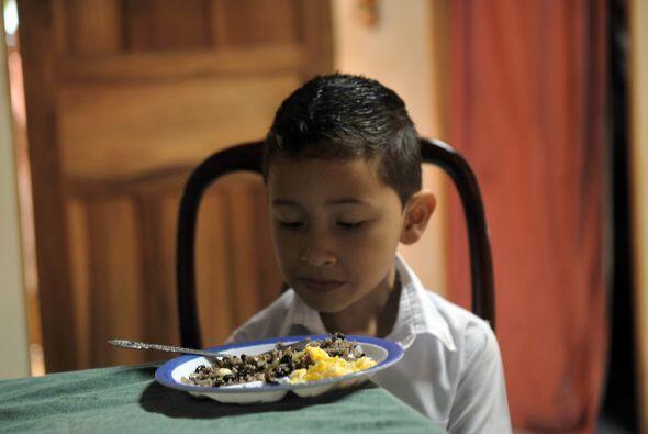 El desayuno que incluye huevos también dio lugar a mejoras significativa...