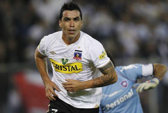 Esteban Paredes al Atlante - El atacante chileno no se arregló con Atlas...