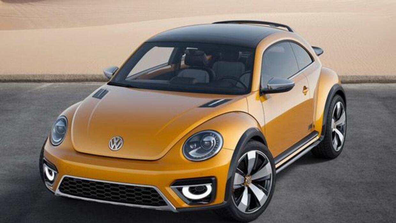 Volkswagen fabricará el Beetle Dune gracias al éxito que tuvo el concept...