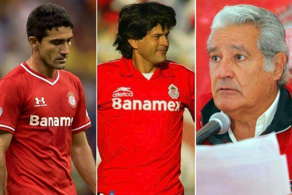 José Saturnino Cardozo, Hernán Cristante, Rafael Lebrija o...