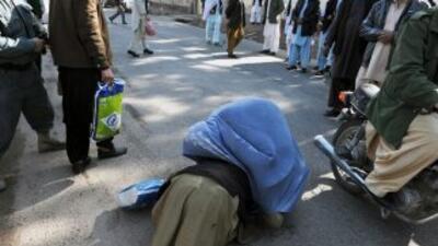 La situación de la mujer en Afganistán sigue siendo muy difícil ya que s...