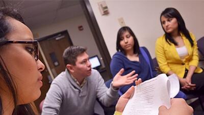 Propuestas de ley bajo la lupa de universitarios