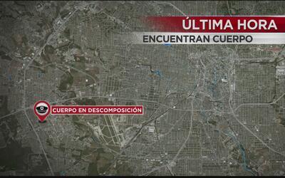 Investigan el hallazgo de un cadáver en San Antonio