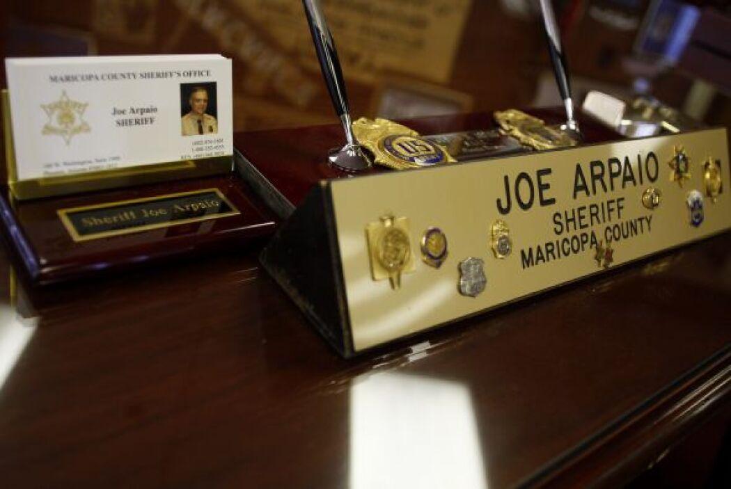 También en diciembre de 2011, la oficina del alguacil sufrió un otro rev...