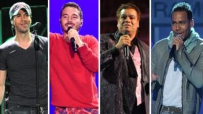 ¡Latin Power en los Premios Billboard! Santos, J Balvin y 'El Divo de Ju...