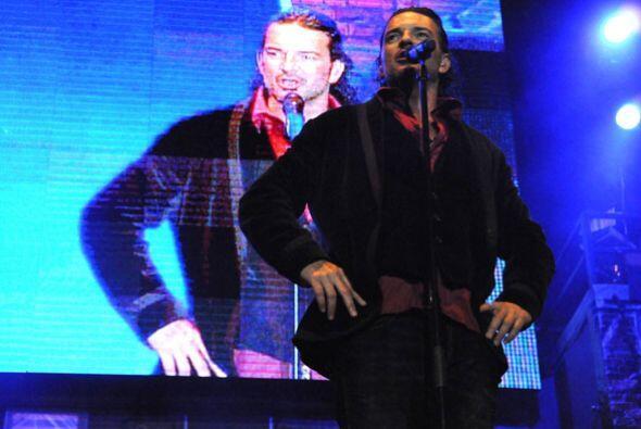 Ricardo Arjona hizo vivir una de las noches más innolvidables a s...
