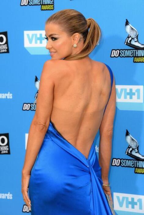 Te dejamos otros ejemplos de cómo lucir los escotes de espalda.
