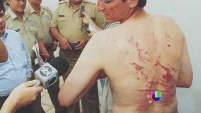 Periodistas de México y Brasil están amenazados por bandas criminales y...