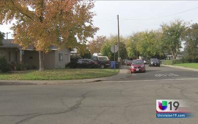 Investigan balacera en Sacramento que dejó un muerto y un herido