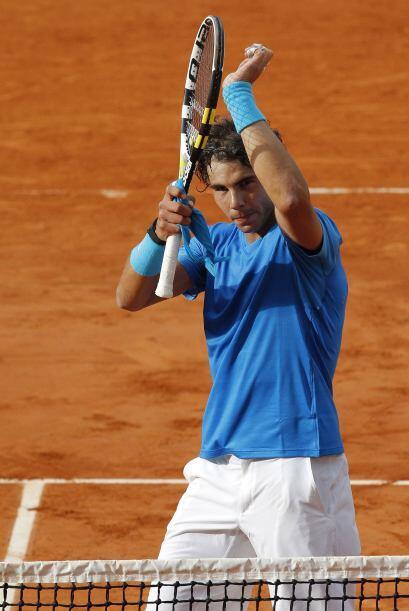 23.- En 2010 se convirtió en el único tenista en la historia en ganar el...