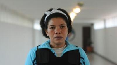 Neyis Mosquera, ex jefa de las FARC confesó crímenes.