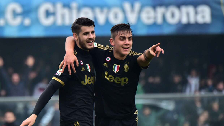 Juventus es líder provisional en Serie A