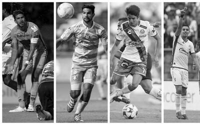 Herrera, De Buen, Orrantia y Cabrera: no han logrado madurar futbol&iacu...