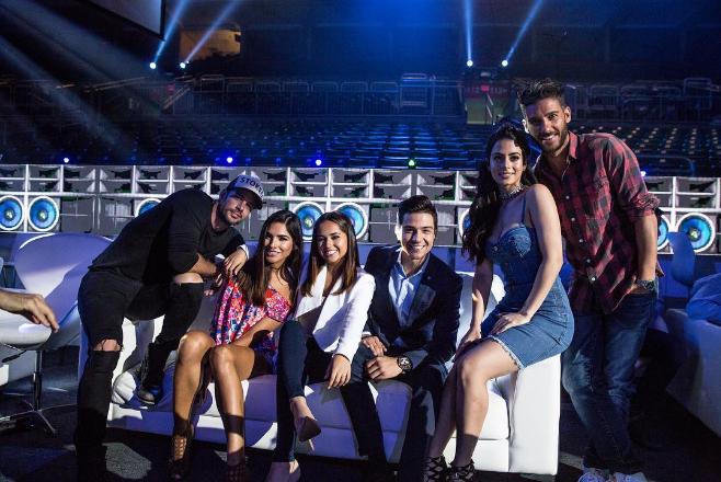 Todos ellos son los conductores de Premios Juventud 2016