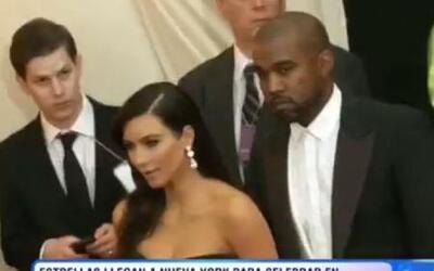 Kim Kardashian y Rihanna se lucieron en el Met Gala