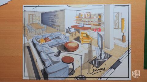Cómo hacer de tu primera sala de estar un espacio práctico y acogedor