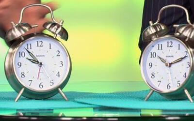 ¡No llegues tarde! Aprende estas técnicas para ser puntual