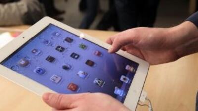 El iPad 2 fue lanzado en 2011.