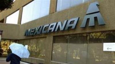 Mexicana de Aviación suspendió venta de boletos y negocia para evitar qu...