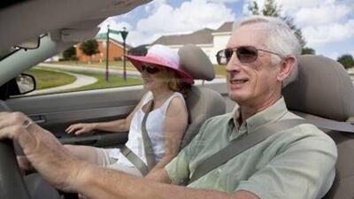 Es importante siempre estar atento detrás del volante.