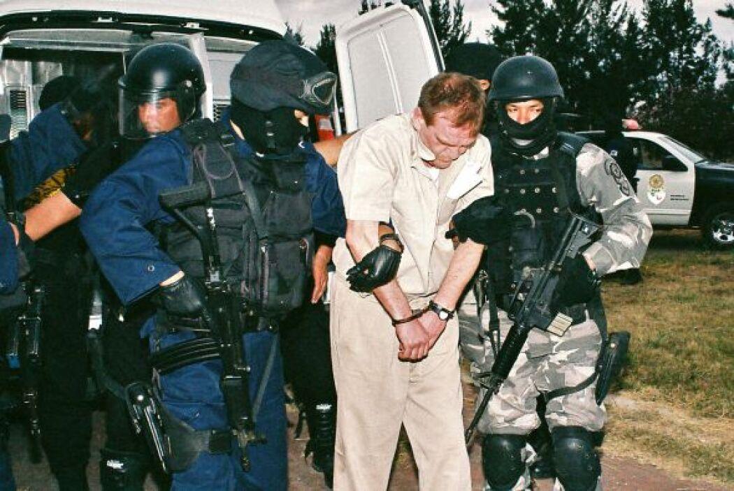 A pesar de la captura de Cárdenas Guillén en el 2003, 'Los Zetas' siguie...