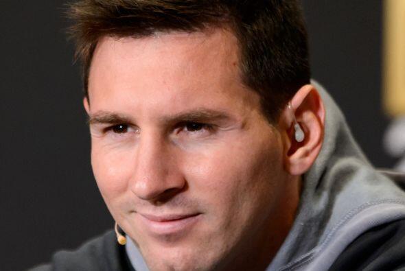 Lo de Messi es algo muy extraño. Los mejores chismes en EL CHISMOSO.
