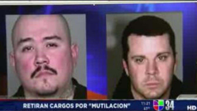 "Retiran cargos de ""mutilación"" a sospechosos de golpiza"