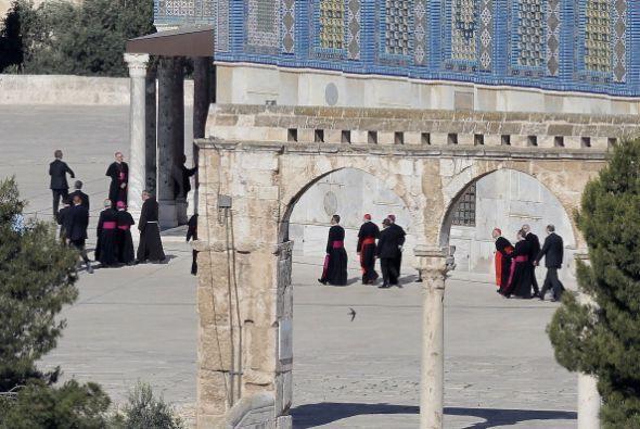 La Ciudad Vieja de Jerusalén fue declarada Patrimonio de la Humanidad po...