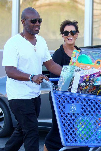 ¿Se llevará bien Corey Gamble con el clan Kardashian?