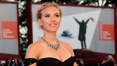 Scarlett Johansson es dos veces sexy para Esquire.