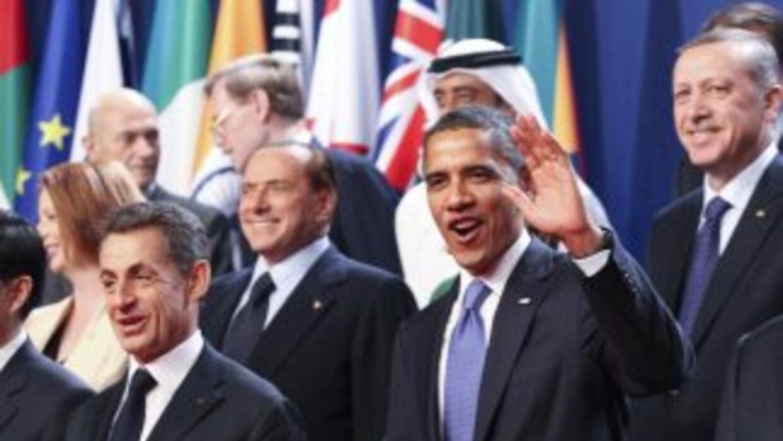 El G20 buscaba que economías como China apoyen a los países europeos con...