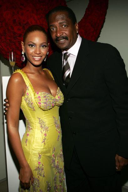 Pero fue Mathew Knowles, padre de Beyoncé, quien dijo que los rum...