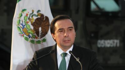 Tomás Zerón, director de la Agencia de Investigación Criminal (AIC).