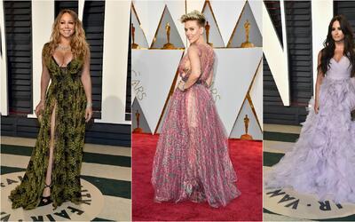 Los Oscar 2017, una noche que pasará a la historia pero no por la moda s...