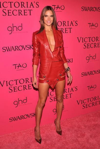 Alfombra roja Victoria's Secret