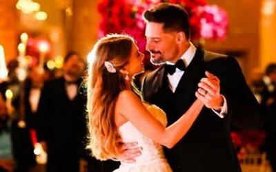 Sofia Vergara y Joe Manganiello boda
