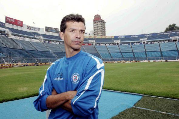 Jared Borgetti, el delantero originario de Sinaloa vistió en los...