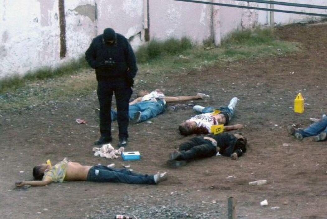 También Ciudad Juárez se ha posicionado, nuevamente, como la más peligro...