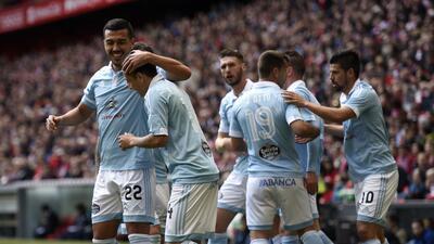 Celta de Vigo vs. Málaga