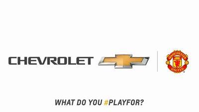 Chevrolet es el nuevo patrocinador principal del Manchester United.