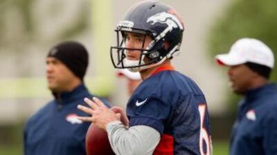 Brock Osweiler está en camino de forjar una carrera en la NFL que inicia...