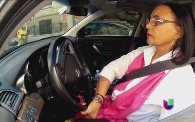 De mujeres para mujeres, un nuevo servicio de taxi