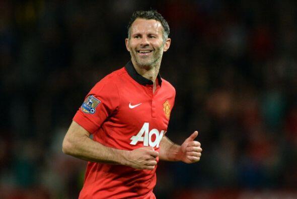 Ryan Giggs tomó las riendas del Manchester United como Director T...