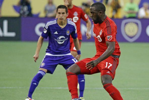 14. Toronto FC Luego de romper su racha de derrotas gracias al doblete d...