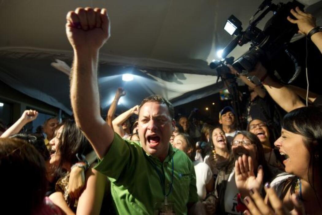 """""""Es importantísimo que haya ganado Capriles en Miranda porque consolidó..."""
