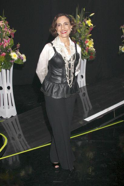La primera actriz, Diana Bracho, engalanará la pantalla chica con su per...