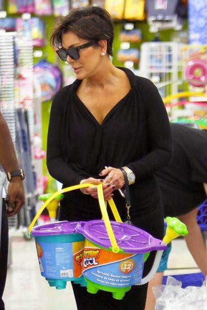 ¿Y a dónde llevó a Corey? ¡A comprar juguetes!