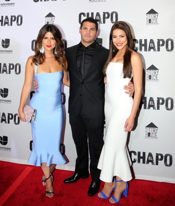Premiere serie 'El Chapo'