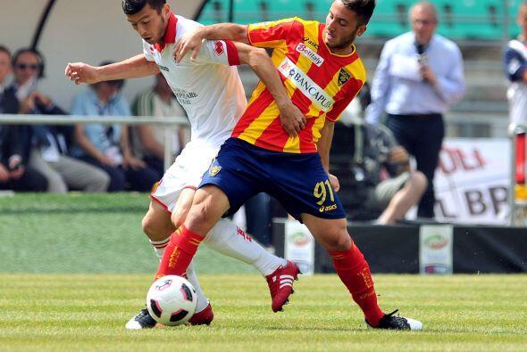 El Lecce le pegó a Bari en un partido que se definió hasta...